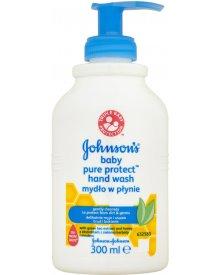 Johnson's Baby Pure Protect Mydło w płynie 300 ml
