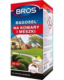 BROS BAGOSEL 100EC do ogrodu przeciw komarom 50ml
