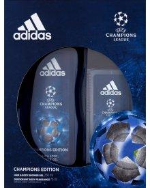 Adidas UEFA Champions League Champions Edition Zestaw kosmetyków