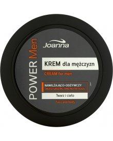 Joanna Power Men Krem dla mężczyzn nawilżająco-odżywczy 100 g