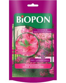 BIOPON koncentrat rozpuszczalny do rododendronów 350g