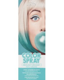 Joanna Color Spray do włosów Pastelowy turkusowy