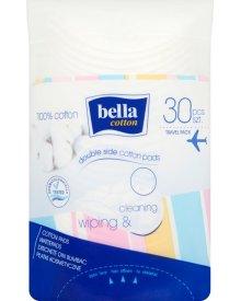 Bella Cotton Płatki kosmetyczne 30 sztuk