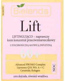 Bielenda Lift 60+ Liftingująco naprawczy krem przeciwzmarszczkowy na noc 50 ml