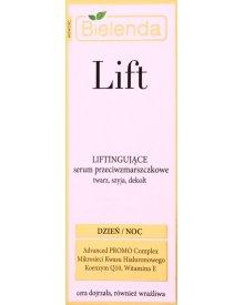 Bielenda Lift Liftingujące serum przeciwzmarszczkowe na dzień i na noc 30 ml