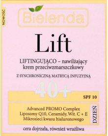 Bielenda Lift 40+ Liftingująco nawilżający krem przeciwzmarszczkowy na dzień 50 ml