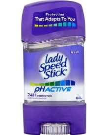 Lady Speed Stick pH Active Dezodorant antyperspiracyjny w żelu 65 g