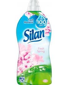 Silan Fresh Spring Płyn do zmiękczania tkanin 1850 ml (74 prania)