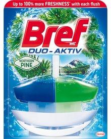 Bref WC Duo-Aktiv Pine Zawieszka do muszli WC 50 ml