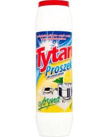 Tytan Proszek do czyszczenia cytryna 500 g