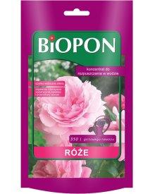 BIOPON koncentrat rozpuszczalny do róż 350g