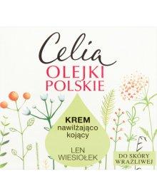 Celia Olejki Polskie Krem nawilżająco-kojący 50 ml