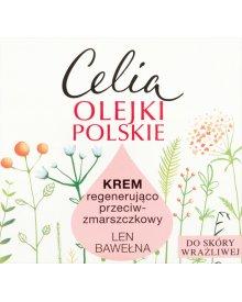 Celia Olejki Polskie Krem regenerująco-przeciwzmarszczkowy 50 ml