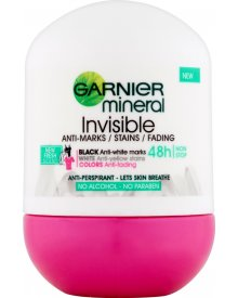 Garnier Mineral Invisible Antyperspirant w kulce 50 ml