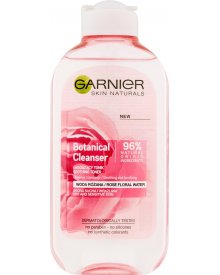 Garnier Botanical Cleanser Łagodzący tonik woda różana 200 ml