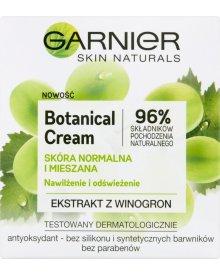 Garnier Botanical Cream Krem nawilżający ekstrakt z winogron 50 ml