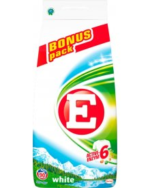 E White Proszek do prania 6,3 kg (90 prań)