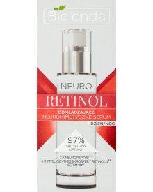 Bielenda Neuro Retinol Odmładzające neuromimetyczne serum na dzień noc 30 ml