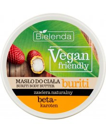 Bielenda Vegan Friendly Masło do ciała buriti 250 ml