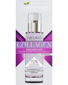 Bielenda Neuro Collagen Odmładzające neuromimetyczne serum na dzień noc 30 ml