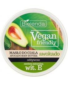 Bielenda Vegan Friendly Masło do ciała awokado 250 ml