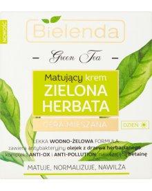 Bielenda Zielona Herbata Matujący krem na dzień 50 ml
