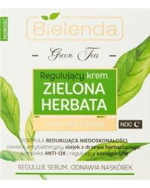 Bielenda Zielona Herbata Regulujący krem na noc 50 ml