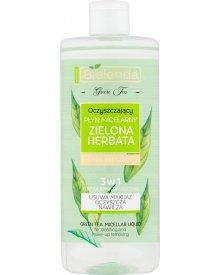 Bielenda Zielona Herbata Oczyszczający płyn micelarny 3 w 1 500 ml