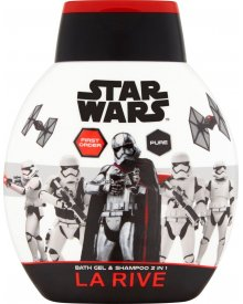 La Rive Star Wars First Order Pure Łagodny szampon i płyn do kąpieli 2 w 1 250 ml