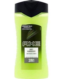 Axe Anti Hangover Żel pod prysznic 250 ml