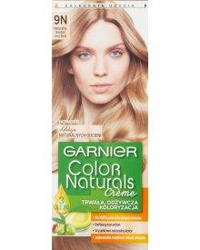 Garnier Color Naturals Creme Farba do włosów naturalny bardzo jasny blond 9N