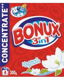 Bonux Magnolia Proszek do prania 300 g (4 prania)