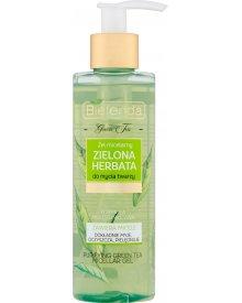 Bielenda Zielona Herbata Żel micelarny do mycia twarzy 200 g