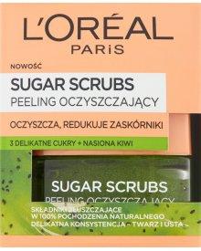 L'Oreal Paris Sugar Scrubs Peeling oczyszczający 50 ml
