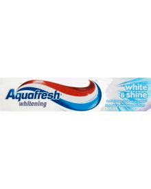 Aquafresh Whitening White and Shine Pasta do zębów 100 ml