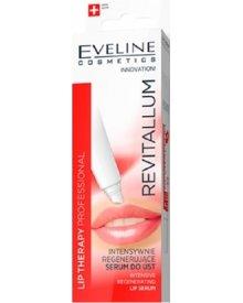 Eveline Lip Therapy Revitallum Intensywnie regenerujące serum do ust 12ml