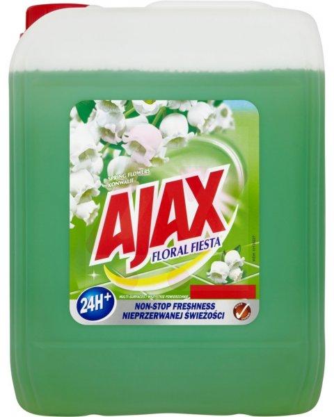 Ajax Floral Fiesta Konwalie Płyn uniwersalny 5 l
