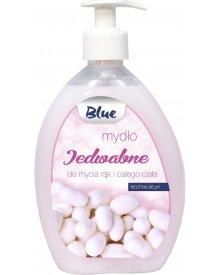 Blue Jedwabne mydło w płynie do mycia rąk i całego ciała 500ml