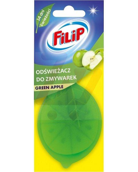 Filip odświeżacz do zmywarek Zielone jabłko 1 szt