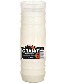 Granit wkład parafinowy czas palenia 6 dni wysokość 22 cm