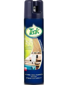 Teak aerosol do mebli, szkła, plastiku Antistatic 300ml