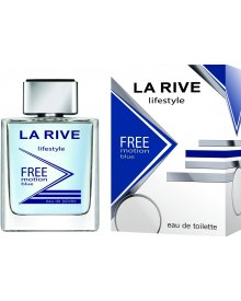La Rive Men Lifestyle Free Motion Blue woda toaletowa 50ml