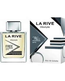 La Rive Men Lifestyle Free Motion Gray woda toaletowa 50ml