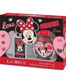 La Rive Minnie Kids zestaw prezentowy dla dzieci woda toaletowa 50ml + żel pod prysznic 2w1 250ml