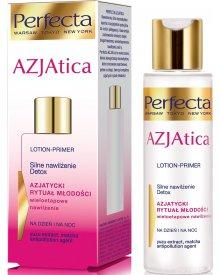 Perfecta AZJAtica White Lotion-primer silne nawilżenie detox 110ml