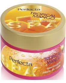 Perfecta SPA masło do ciała nawilżające Tropical Mango 225ml