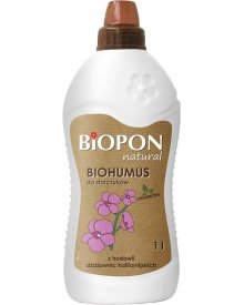 Biopon Biohumus do storczyków 1litr