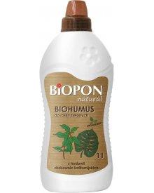 Biopon Biohumus do roślin zielonych 1 litr