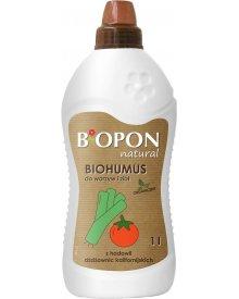 Biopon Biohumus do warzyw i ziół 1 litr