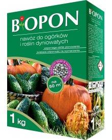 Biopon do ogórków i innych roślin dyniowatych 1kg